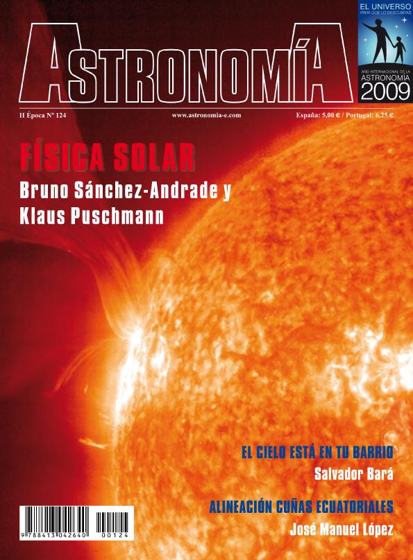 01 - astronom'a 124 - portada - OCT 09.cdr