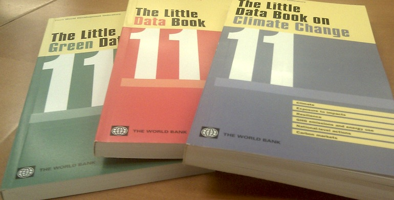 The little data books, from the World Bank.